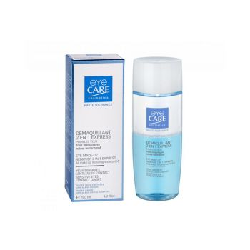 Eye Care Eye Make-up Remover 2 in 1 Express 150 ml