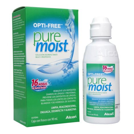 OptiFree PureMoist 90 ml