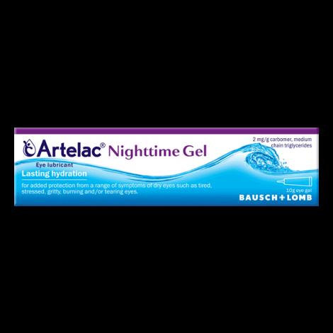 Artelac NightTime acu gels 10g