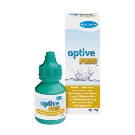 Optive Plus acu pilieni 10 ml